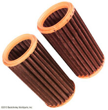 MATCHED SET OF 2 AIR FILTERS 042-0463 BECK-ARNLEY FITS; ALFA ROMEO