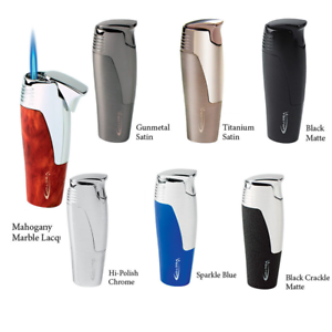 Vector-KGM-Coup-Single-Jet-Torch-Lighter-All-Colors-Free-FAST-Shipping