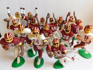 WASHINGTON REDSKINS 1988/1989/1990 NFL Starting lineup figures open/loose choose