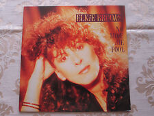 ELKIE BROOKS - NO MORE THE FOOL - ORIGINAL 1986 ISLAND RECORDS STUDIO ALBUM