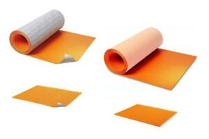 Schluter DITRA Heat Membrane DH512M / DH5MA, DHD810M / DHD8MA DUO Membrane Roll / Sheet Canada Preview