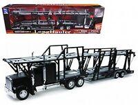 Diecast Truck Model, Toy Vehicle Xl Car Carrier Hauler Metal Plastic Kids on sale