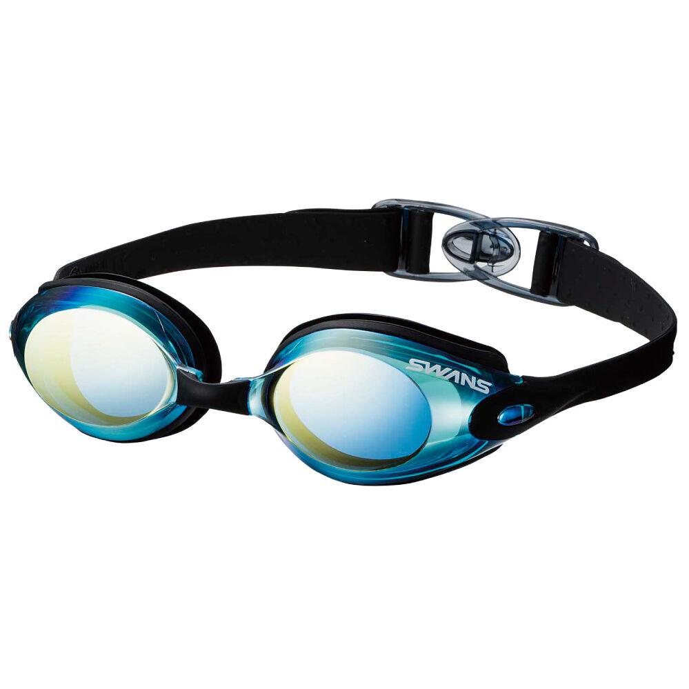 SWANS Swim Japan Swimming Goggle New Anti-fog UV fitness gym pool SWB-1M SBFY