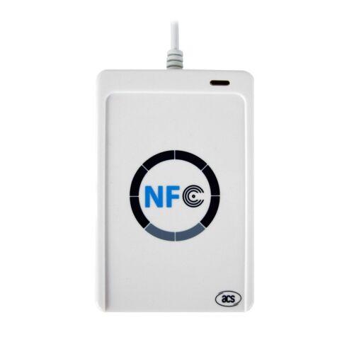 SDK+5 pcs UID Cards NFC ACR122U RFID Reader Writer MF1K Card Clone Software