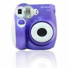 Polaroid PIC-300P Instant Film Analog Camera (Purple)