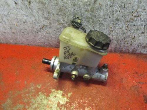 02 03 Mazda Protege 5 protege5 oem brake master cylinder