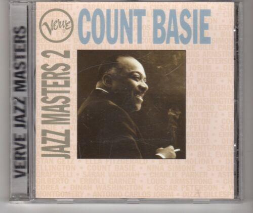 1 of 1 - (HG824) Verve Jazz Masters, Vol. 2, Count Basie - 1993 CD