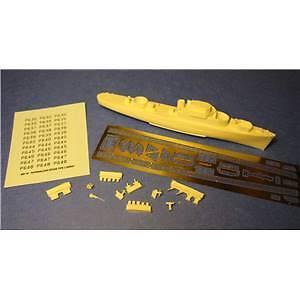 Set détails pour Escorteur d/'escadre T47B version de base  1//400