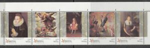 Mexico - Mail 1996 Yvert 1703/7 MNH Paintings