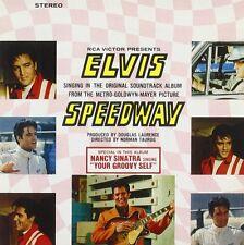 *NEW* CD Soundtrack - Elvis Presley - Speedway (Mini LP Style Card Case)