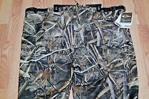 Drake Waterfowl Mens DW2440 MST Waterproof Windproof Bonded