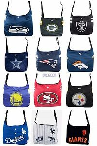 NFL-MLB-NBA-Team-Jersey-Tote-Bag-Shoulder-Bag