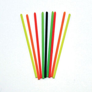 HOLLOW-FLUORO-POLE-FLOAT-TIPS-25s-20s-50s-POLE-FLOAT-MAKING-FLOAT-MAKING