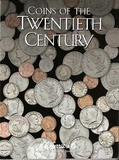 H E HARRIS #2700 Coin Folder 20th Century Types
