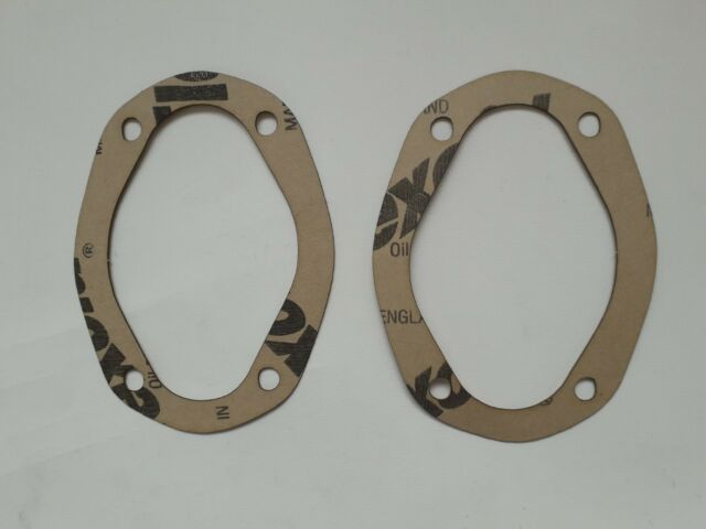 2 Weber 32/36 carb to air filter gaskets, vw beetle, camper, beach buggy, trike.