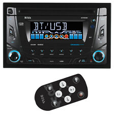 Boss 870DBI Double Din Car CD/MP3 Car Player USB/SD Bluetooth Receiver Stereo