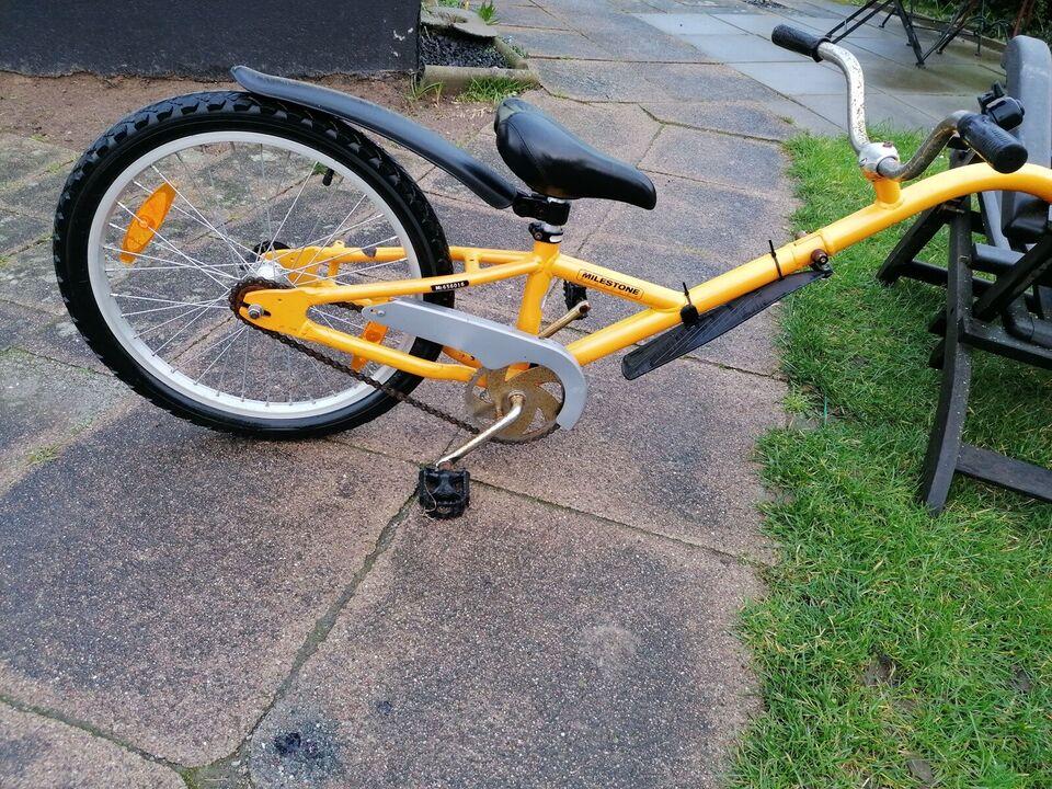 Unisex børnecykel, efterløber