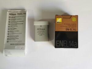 Batterie-Nikon-EN-EL14a-Original-1230mAh