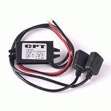 Car DC Converter 12V -5V 3A Double 2 USB Auto Power Regulator Voltage Step Down