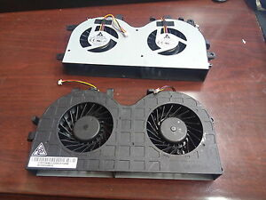 COOLING B520 for FAN CPU VENTILATEUR Ideacentre Lenovo DOUBLE qxU5Sfn7F