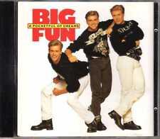 Big Fun - A Pocketful Of Dreams - CDA - 1990 - Synth Pop Stock Aitken Waterman