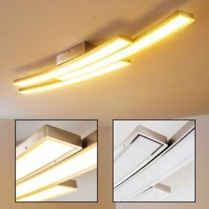 design led wohn zimmer leuchte deckenleuchte flur decken lampen k chen strahler ebay. Black Bedroom Furniture Sets. Home Design Ideas