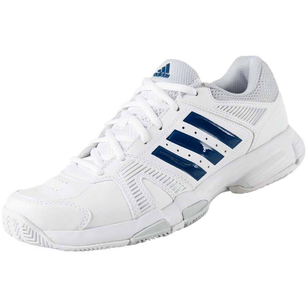 Adidas Ambition V111 STR Trainers Sneakers White BNIB