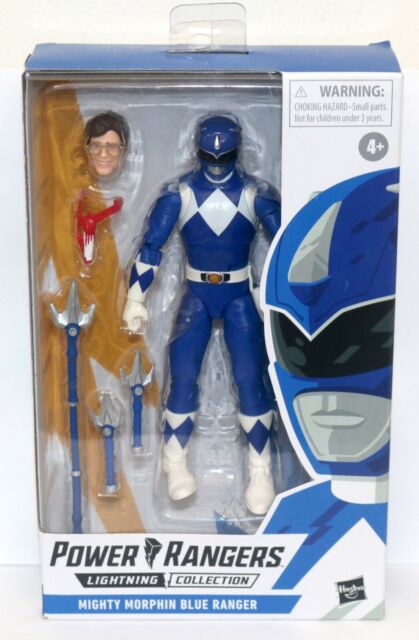 Mighty Morphin Blue Ranger - Power Rangers Lightning Collection Billy