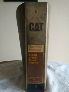 Cat-Caterpillar-3126B-Diesel-Truck-Engine-Repair-Service-Manual-7AS1-Up