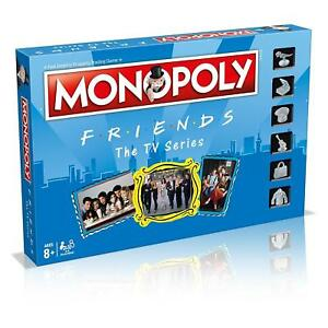 friends edition monopoly board game popular best new tv family