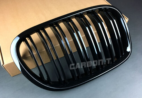 09-15 Negro Brillante Frontal Rejilla M look para BMW serie 7 F01 F02 730d 740i 750i