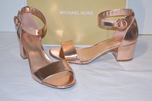 Michael Kors Lena Flex Mid Rose Gold