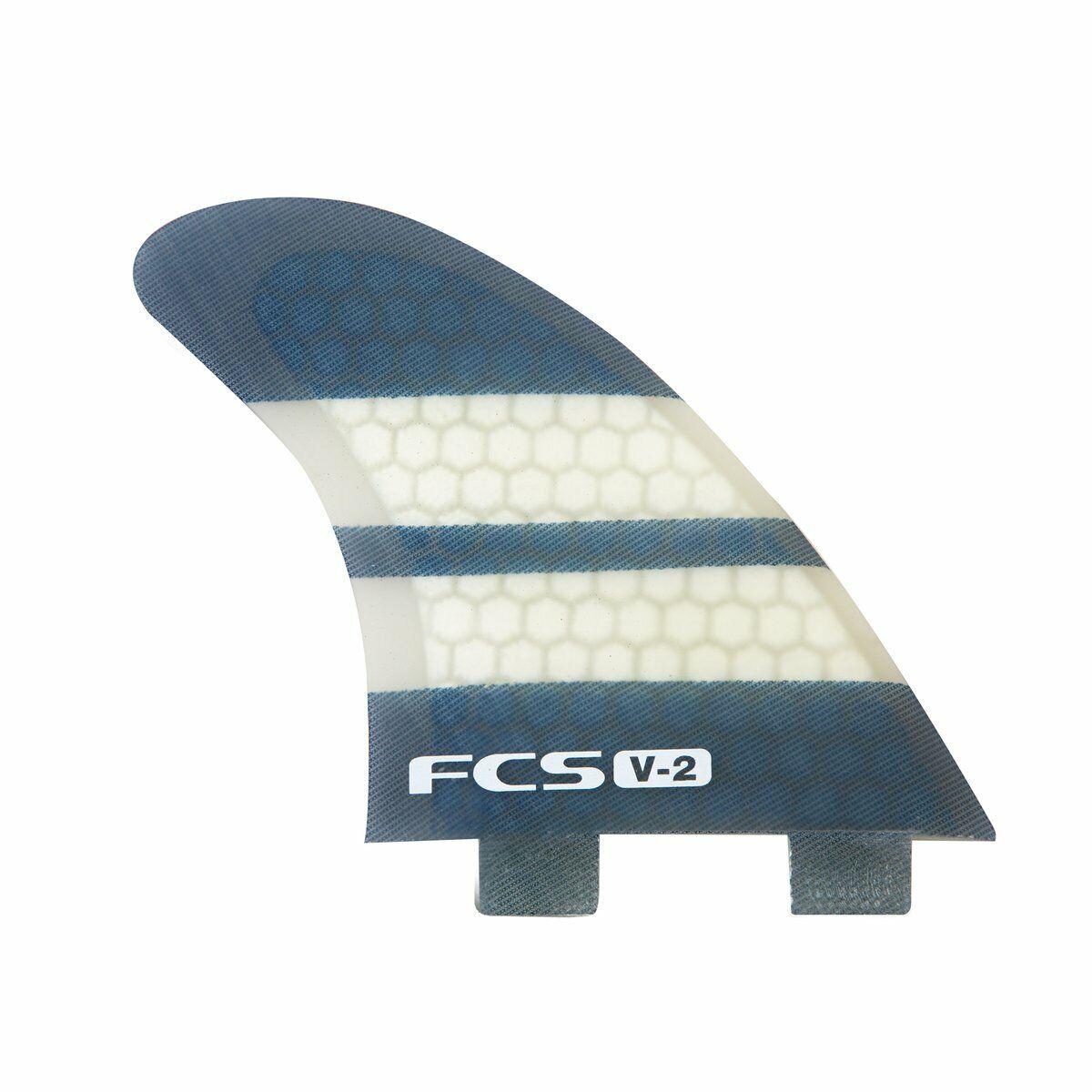 FCS V2 Pc Conjunto de aleta Tri-Quad