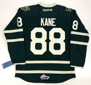 d15fb186f Image is loading PATRICK-KANE-LONDON-KNIGHTS-REEBOK-PREMIER-JERSEY-GREEN-