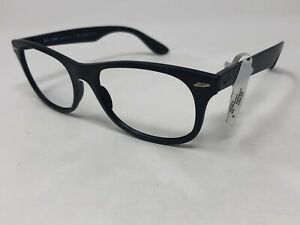 RAY-BAN-LITEFORCE-Sunglasses-Frame-Italy-RB4207-601-S-9A-55-17mm-Black-TY75