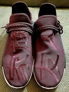 e4049856a ADIDAS PW NMD HUMAN RACE BURGUNDY FRIENDS   FAMILY PW BB0617 Sz 11.5 ...