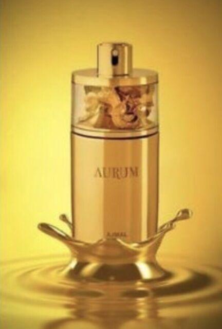 Edp Aurum Pour Femme 75ml By Ajmal Perfumes Dubai Worldwide For Sale