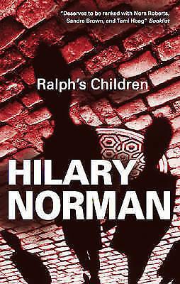 1 of 1 - Norman, Hilary, Ralph's Children, Very Good Book