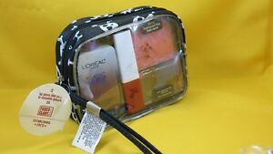 New-6-Faded-Glory-Cosmetic-Case-Coin-Purse-from-USA