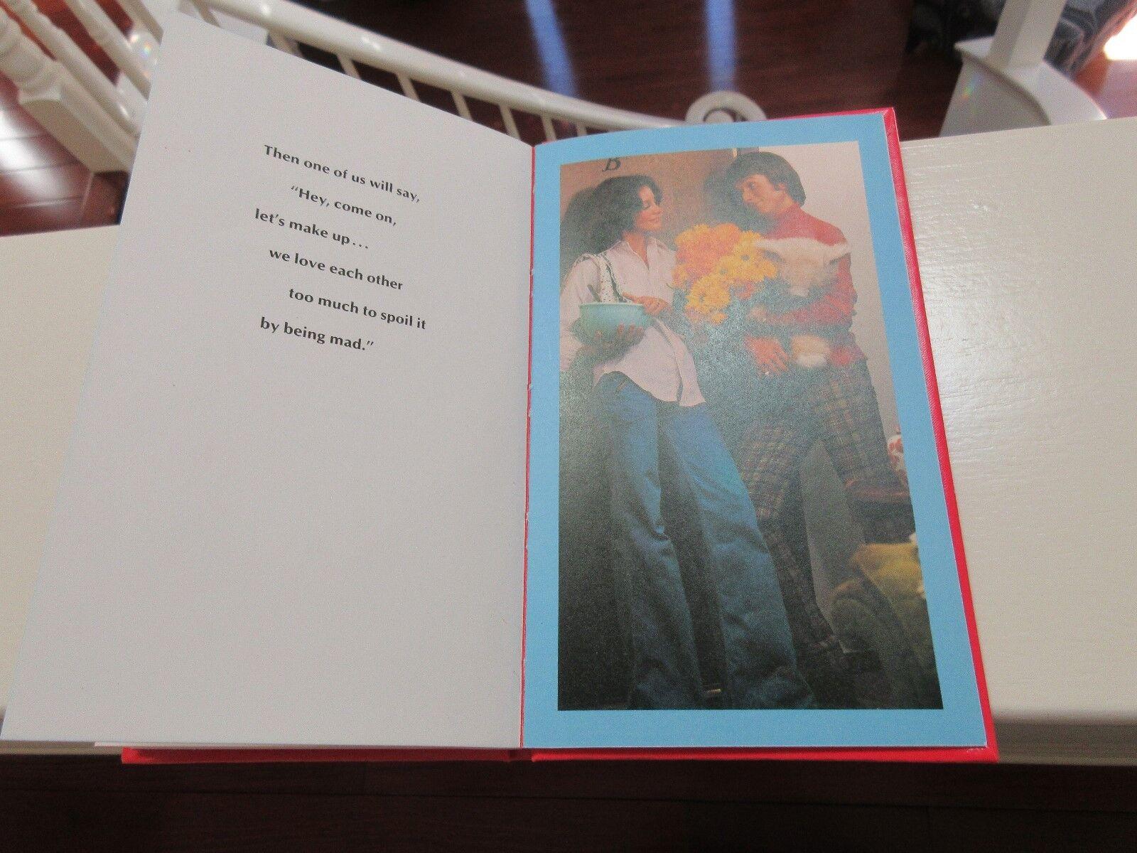 TO THE MAN I LOVE , HALLMARK EDITIONS , 1977 , OLD / NE