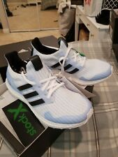 check out e6e65 e45d0 adidas Ultra Boost Game of Thrones White Walker Mens Size ...