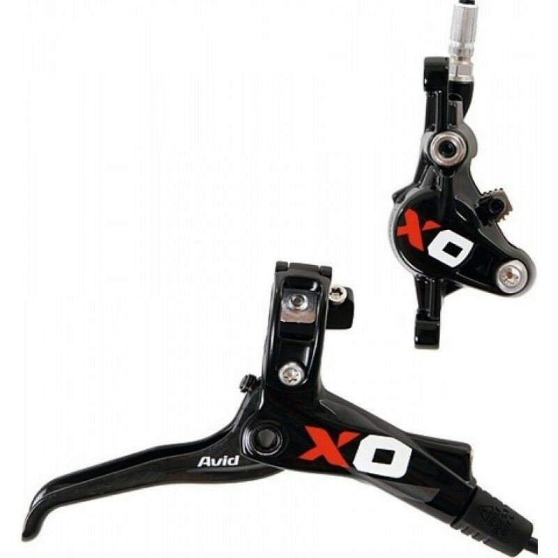 Planta Frenos Bicicleta MTB Delantero Sram X0 Carbon Palancas Brake Lever Front