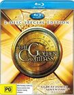 The Golden Compass (Blu-ray, 2008, 2-Disc Set)