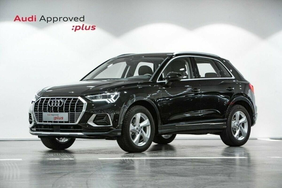Audi Q3 35 TFSi Advanced S-tr. 5d - 425.000 kr.