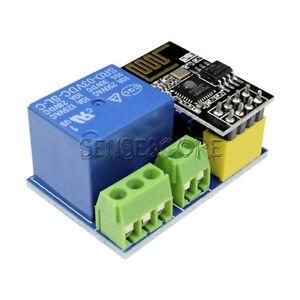 ESP8266-ESP-01S-5V-Wifi-Relay-Module-TOI-APP-Controled-For-Smart-Home
