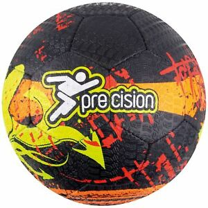 Precision-Street-Vortex-Mania-Hard-Ground-Ball-Street-Rubber-Football-Size-4-5