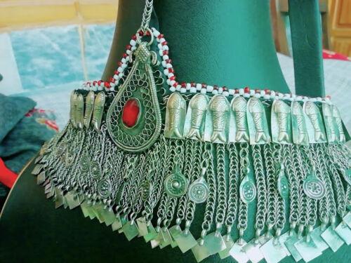 Tribal Kuchi Vintage Hair Headband Matha Patti