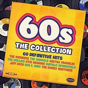 Various-Artists-60s-The-Collection-Various-New-CD-UK-Import