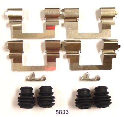 Disc Brake Hardware Kit Front Better Brake 5833