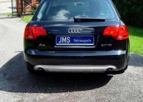 Heckdiffusor JMS Racelook Audi A4 B6//B7